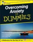 Overcoming Anxiety For Dummies, UK Edition - Book