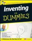 Inventing For Dummies (R) - Book