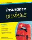 Insurance for Dummies - eBook