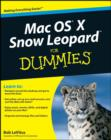 Mac OS X Snow Leopard For Dummies - eBook