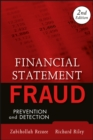 Financial Statement Fraud : Prevention and Detection - eBook