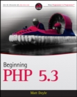 Beginning PHP 5.3 - eBook