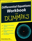 Differential Equations Workbook For Dummies - eBook