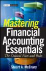 Mastering Financial Accounting Essentials : The Critical Nuts and Bolts - eBook