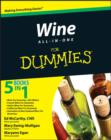 Wine All-in-One For Dummies - eBook