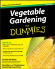 Vegetable Gardening For Dummies - eBook