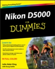 Nikon D5000 For Dummies - eBook
