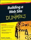 Building a Web Site For Dummies - Book