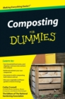 Composting For Dummies - Book