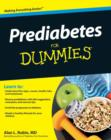 Prediabetes For Dummies - eBook