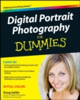 Digital Portrait Photography For Dummies - eBook