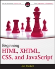 Beginning HTML, XHTML, CSS, and JavaScript - eBook