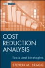 Cost Reduction Analysis - eBook