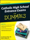 Catholic High School Entrance Exams For Dummies - eBook