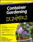 Container Gardening For Dummies - eBook