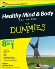 Healthy Mind and Body All-in-One For Dummies - eBook