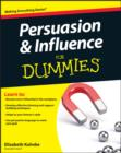 Persuasion and Influence For Dummies - eBook