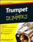 Trumpet For Dummies - Book