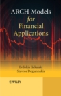 ARCH Models for Financial Applications - eBook