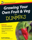 Growing Your Own Fruit and Veg For Dummies - Book