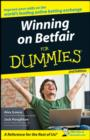 Winning on Betfair For Dummies - eBook
