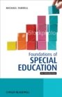 Foundations of Special Education - eBook