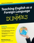 Teaching English as a Foreign Language For Dummies - Book