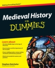 Medieval History For Dummies - Book