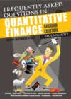 Frequently Asked Questions in Quantitative Finance - Book