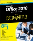 Office 2010 All-in-One For Dummies - eBook