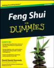 Feng Shui For Dummies - Book