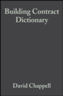 Building Contract Dictionary - eBook