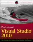 Professional Visual Studio 2010 - eBook