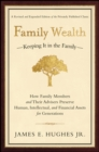 Family Wealth : Keeping It in the Family--How Family Members and Their Advisers Preserve Human, Intellectual, and Financial Assets for Generations - eBook