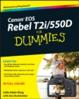 Canon EOS Rebel T2i / 550D For Dummies - eBook