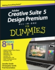 Adobe Creative Suite 5 Design Premium All-in-One For Dummies - eBook