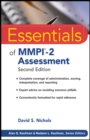 Essentials of MMPI-2 Assessment - Book