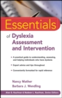 Essentials of Dyslexia Assessment and Intervention - Book