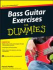 Bass Guitar Exercises For Dummies - eBook