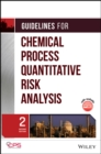Guidelines for Chemical Process Quantitative Risk Analysis - eBook
