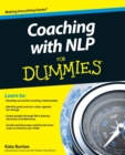 Coaching With NLP For Dummies - Book
