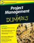 Project Management For Dummies - eBook