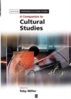 A Companion to Cultural Studies - eBook