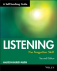 Listening: The Forgotten Skill : A Self-Teaching Guide - Book