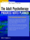 The Adult Psychotherapy Progress Notes Planner - eBook