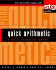 Quick Arithmetic : A Self-Teaching Guide - eBook