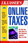 J.K. Lasser's Online Taxes - eBook