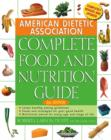American Dietetic Association Complete Food and Nutrition Guide - eBook