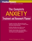 The Complete Anxiety Treatment and Homework Planner - eBook