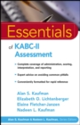 Essentials of KABC-II Assessment - Book